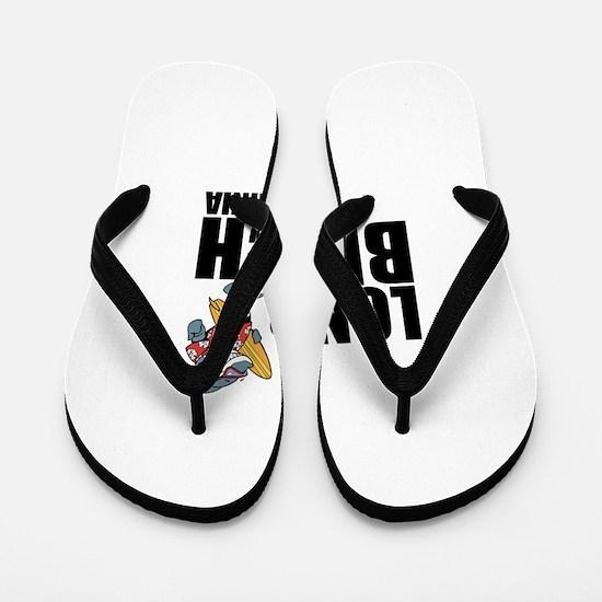 Long Beach, California Flip Flops