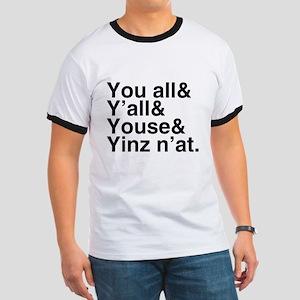Yinz N'at Ringer T