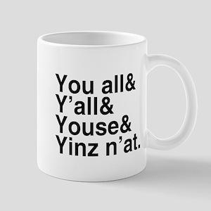 Yinz N'at Mug