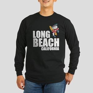 Long Beach, California Long Sleeve T-Shirt