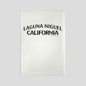Laguna Niguel Rectangle Magnet