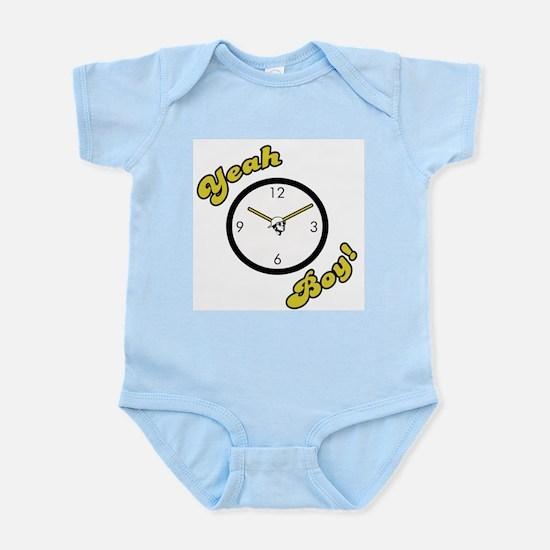 Yeah Boy! Infant Creeper