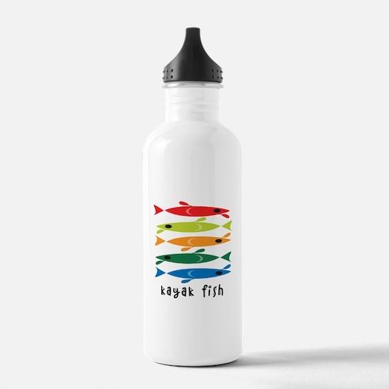 Kayak Fish Water Bottle