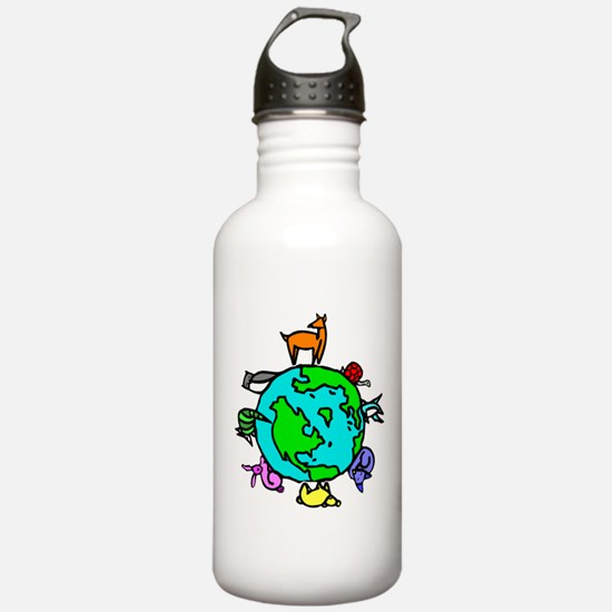 Animal Planet Rescue Water Bottle