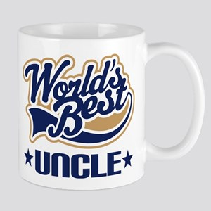 Worlds Best Uncle Mug