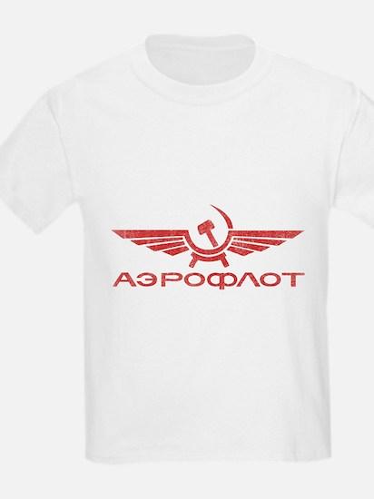 Vintage Aeroflot T-Shirt