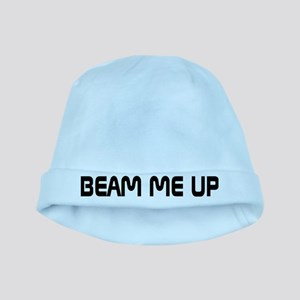 Beam Me Up Star Trek Baby Hat