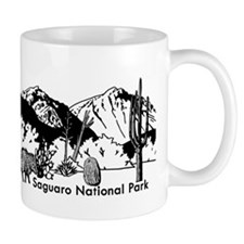 Saguaro National Park Javelina Mugs