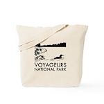 Voyageurs National Park Loon Tote Bag