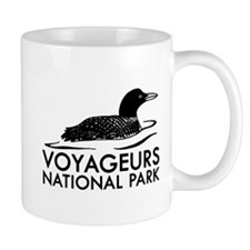 Voyageurs National Park Loon Mugs