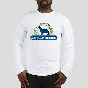 Australian Shepherd Long Sleeve T-Shirt