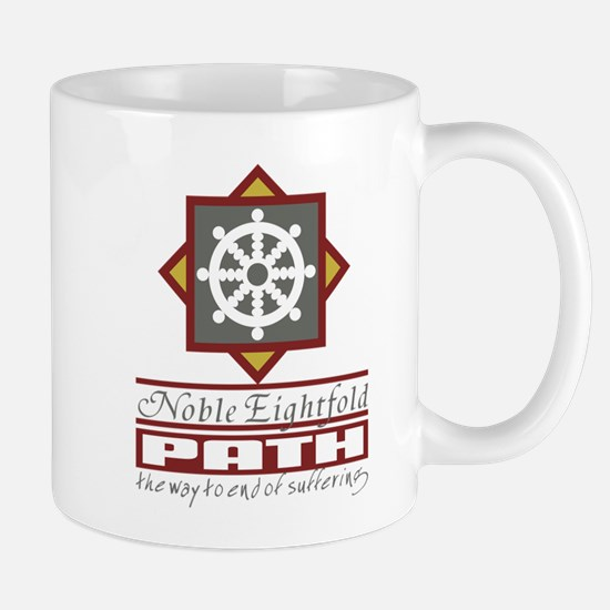 Buddhism Eightfold Path Mug