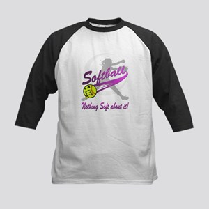 Girls Softball Kids Baseball Jersey