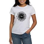 Butterflies Women's White T-Shirt