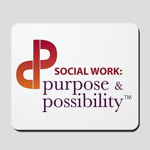 Purpose & Possibility Mousepad