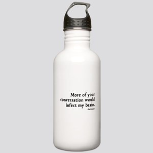 Coriolanus Insult Stainless Water Bottle 1.0L