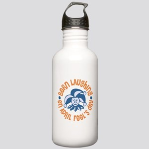 April Fool's Birthday Stainless Water Bottle 1.0L