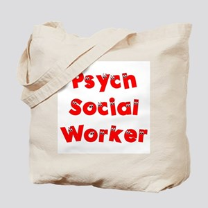 Psych Social Worker Tote Bag