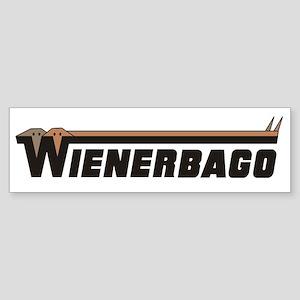 Wienerbago Sticker (Bumper)