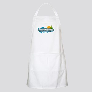 Long Beach Island NJ - Surf Design Apron