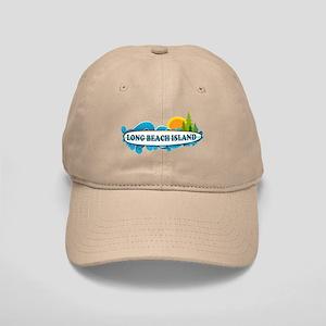 Long Beach Island NJ - Surf Design Cap