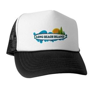 f3fb0a05132 Islands Trucker Hats - CafePress