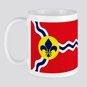 St. Louis Flag Mug