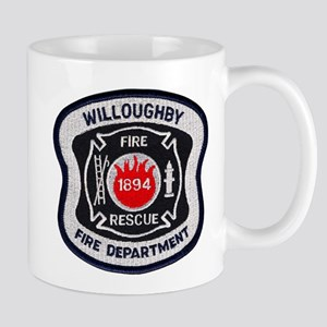 Willoughby Fire Department Mug