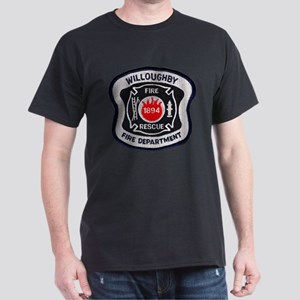 Willoughby Fire Department Dark T-Shirt