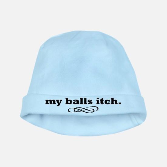 BallsItch baby hat