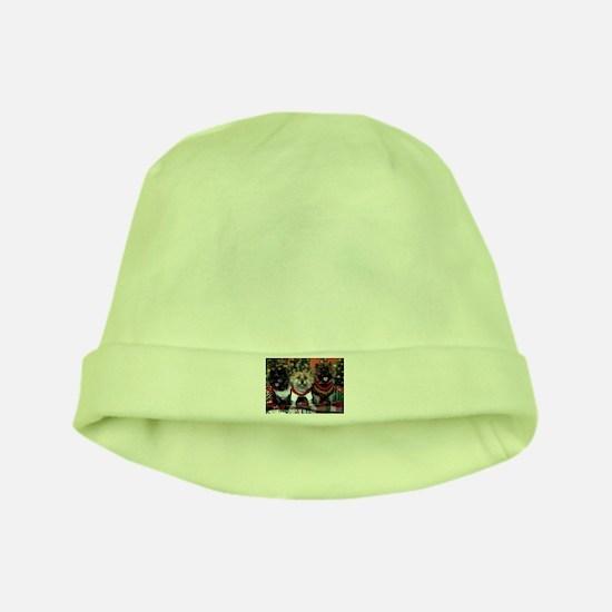Cairn Terrier baby hat