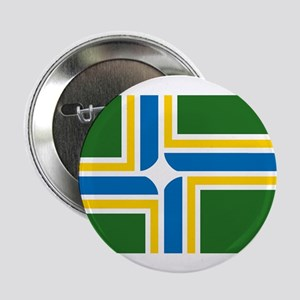 "Portland Flag 2.25"" Button (10 pack)"