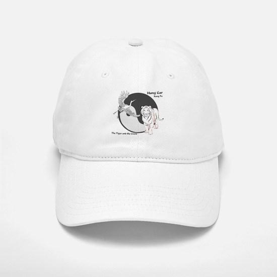 Hung Gar Kung Fu Logo Baseball Baseball Cap