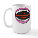 Morton Downey Jr. Large Mug