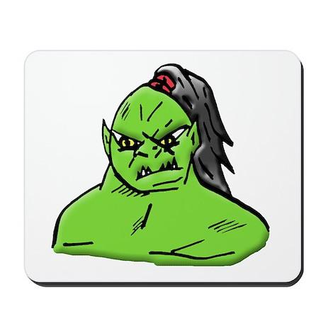 The Green Guy Mousepad