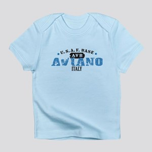 Aviano Air Force Base Infant T-Shirt