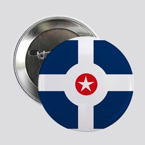 """Indianapolis Flag 2.25"""" Button (10 pack)"""