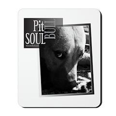 Pit Bull Soul-Pt.5 Mousepad