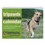 Tripawds Wall Calendar #34 - New For 2020