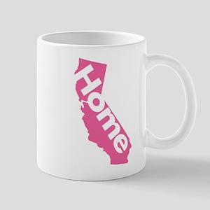 Home - California (Pink) Mug