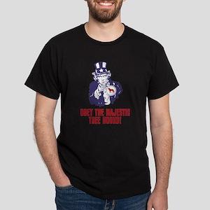Majestic Tree Hound Dark T-Shirt
