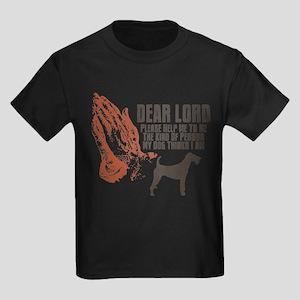 Irish Terrier Kids Dark T-Shirt