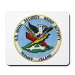 NAVAL SECURITY GROUP ACTIVITY, MIDWAY ISLANDS Mous