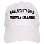 NAVAL SECURITY GROUP ACTIVITY, MIDWAY ISLANDS Cap