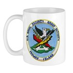 NAVAL SECURITY GROUP ACTIVITY, MIDWAY ISLANDS Mug