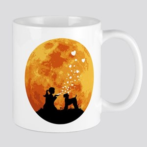 Kerry Blue Terrier Mug