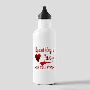 General Hospital Jason Stainless Water Bottle 1.0L