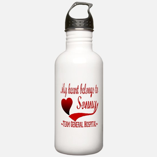 General Hospital Sonny Water Bottle