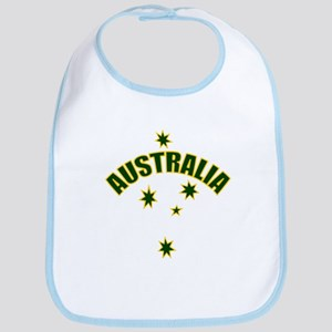 Australia Southern cross star Bib