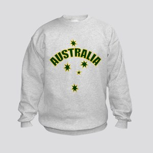 Australia Southern cross star Kids Sweatshirt
